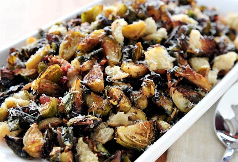Image of Caramelized Brussels Sprouts