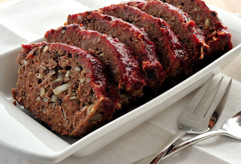 Image of Smoked Meatloaf