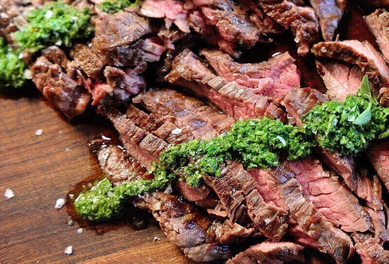 Image of Argentinian-style Grilled Skirt Steak
