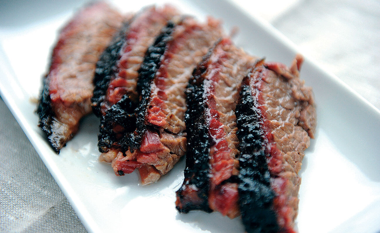 Image of Classic Smoked Beef Brisket