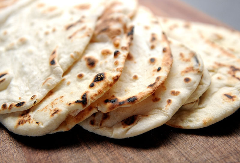 Image of Grilled Naan