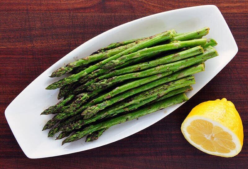 Image of Grilled Asparagus