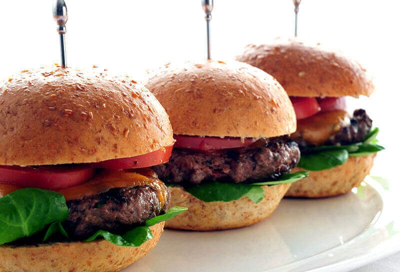 Image of Chipotle Bison Sliders