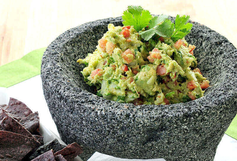 Image of Stage Three Guacamole from Chef Rick Bayless