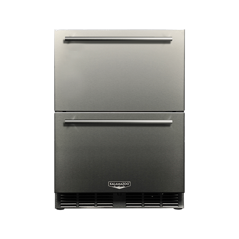 Signature 24-inch Outdoor Freezer Drawers Image