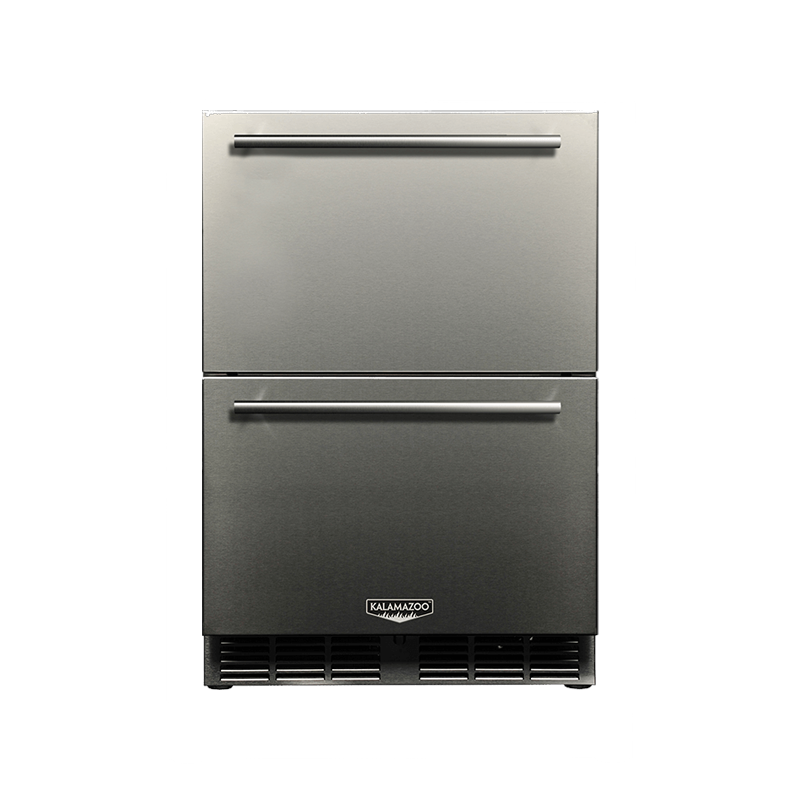 Signature 24-inch Outdoor Refrigerated Drawers Image