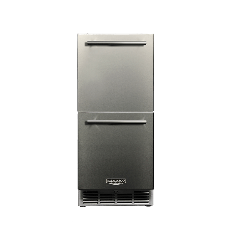 Signature 15-inch Outdoor Refrigerated Drawers Image