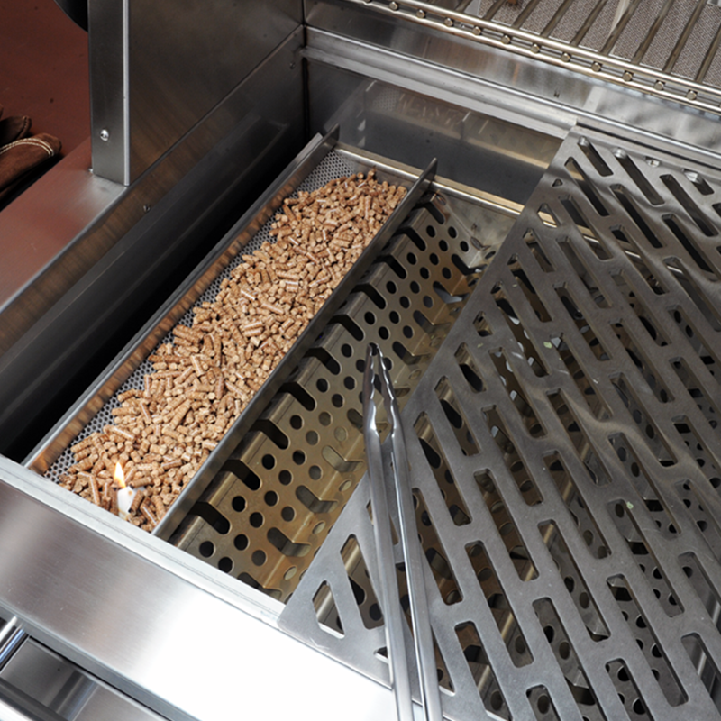 Smoker Pellet Grill Inserts Image